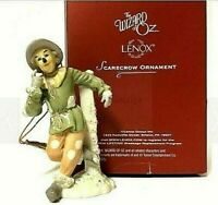 Lenox Scarecrow Porcelain Wizard of Oz Ornament