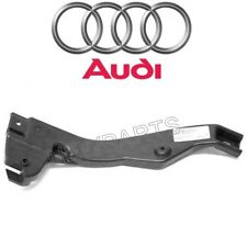 For Audi A4 Quattro RS4 Front Driver Left Bumper Cover Support Bracket Genuine