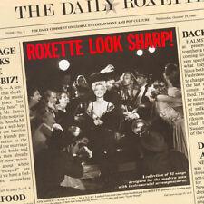 Roxette : Look Sharp! CD 30th Anniversary  Album 2 discs (2018) ***NEW***