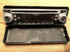 New listing Sony Cdx-Ca400 50W x 4 Cd-R/Rw Car Stereo Faceplate