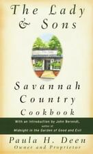 The Lady and Sons Savannah Country Cookbook by Paula Deen (1998, Paperback)