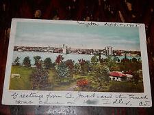 KINGSTON ONTARIO CANADA - EARLY POSTCARD Detroit Photographic Co. 6854