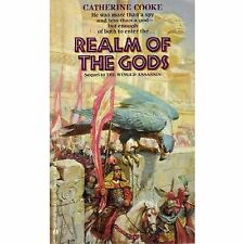 REALM OF THE GODS Catherine Cooke PB 1st 1988 C2