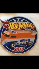 2019 Hot Wheels 19th Nationals Convention Collector Patch VW Drag Bus