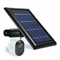 Arlo Ultra Camera Solar Panel Outdoor Charging Weatherproof - No Camera