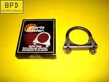 1 7/8 Inch Heavy Duty Muffler Clamp - 3/8 U Bolt Parts Master 50023