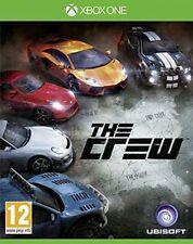 The Crew Microsoft Xbox One Video Game Pegi 12 Ubisoft