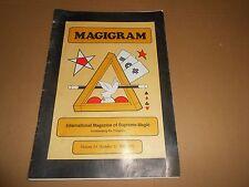 Magigram Vol 24 #11 - International Magazine of Supreme Magic