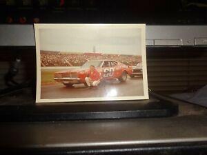 1971 Maynard Troyer No. 60 Nagle Ford Torino 3x5 NASCAR Photo