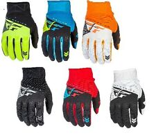 NEW FLY RACING F-16 MX MOTORCYCLE GLOVES ADULT YOUTH ALL COLORS ALL SIZES