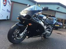 1997 KAWASAKI ZX 7R IMMACULATE STANDARD LOW MILEAGE EXAMPLE IN FACTORY BLACK
