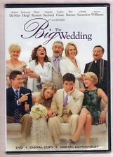 THE BIG WEDDING new dvd ROBERT DE NIRO DIANE KEATON AMANDA SEYFRIED TOPHER GRACE