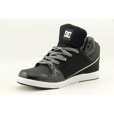 Low (3/4 in. to 1 1/2 in.) Leather DC Athletic Shoes for Women