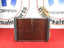 DODGE RAM 1500 2500 JEEP GRAND CHEROKEE Replacement Heater Core NEW OEM MOPAR