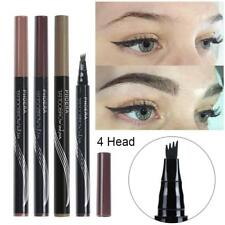3/4/10Heads Patented Microblading Tattoo Eyebrow Ink Pen Eye Brow Makeup Pencil