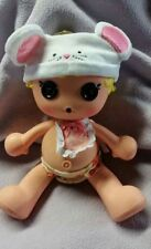 Lalaloopsy Babies Diaper Suprise doll with one extra diaper.