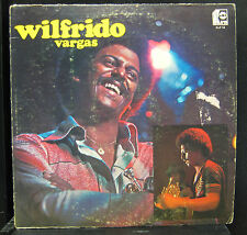 Wilfrido Vargas - Wilfrido Vargas LP VG+ KLP 14 Stereo Karen 1975 Vinyl Record