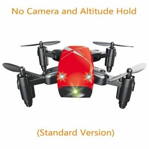 Rc Drone Quadcopter Foldable Camera Hd Wifi Fpv Selfie Altitude Hold 2 Jjrc H37