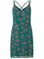 Capsule ladies camisole cami dress plus size 16 18 20 22 24 26 28 30 32 teal