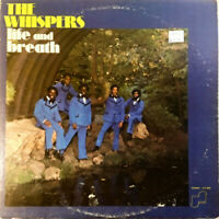 The Whispers - Life And Breath (Vinyl LP - 1972 - US - Original)