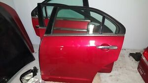 10,11,12 Lincoln Mkz Rear left door. Complete right door