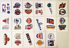 1996-1997 Upper Deck NBA BASKETBALL STICKERS + FIELD