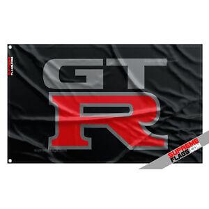 GT-R Flag 3x5 ft (1111)