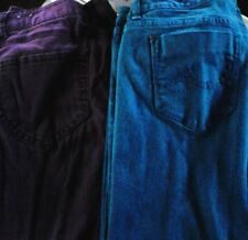 Jeans - Womens Purple Rewind jeans size 15 and Teal Unionbay jeans size 15