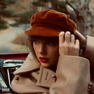 Taylor Swift - Red (Taylor's Version) (NEW 2CD) PREORDER 12/11