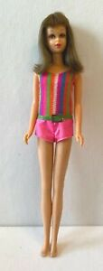 Vintage 1967 Mattel Barbie #1170 Francie Twist N' Turn Doll Orig Outfit   *3 DAY