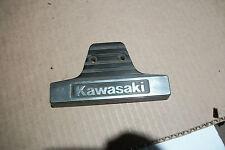Kawasaki Vulcan VN750 VN 750 VN750A 1994 front horn emblem name plate badge