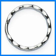 93g approx 50 Split Ring , Key Rings 25mm