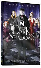DVD *** DARK SHADOWS *** de Tim Burton avec Johnny Depp ( neuf sous blister )