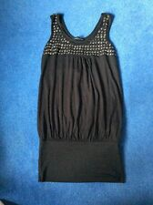 Womens Dorothy Perkins Black Top size 6
