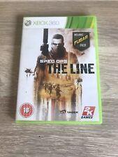 Spec Ops: The Line (Xbox 360 disparar 'em Up Juego)