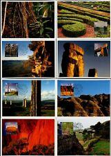 Australia Maximum / Maxi Cards - 2005 World Heritage - UK Joint Issue