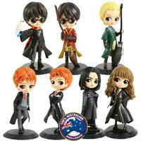 Q Posket Severus Snape Hermione Harry Fred George Malfoy PVC Figure Collectible