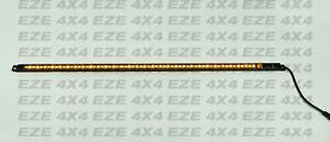 AMBER & WHITE DUAL COLOUR MAGNETIC LED LIGHT BAR