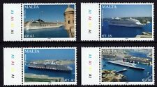 Malta 2008 Cruise Liners (1st Series) SG 1603 - 1606 Unmounted Mint Complete Set