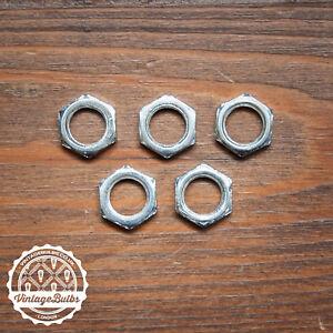 Metal Flat Nuts M10 Thread Hex Lock Nut