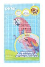 """Perler Fun Fusion Bead Super Pegboard 14x10.5"""" 30105"""