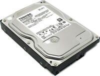 Toshiba DT01ACA050 500GB HDD, 32MB Buffer & 600Mbps SATA III - 1 YEAR WARRANTY