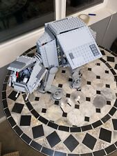 LEGO Star Wars AT-AT 75054 (2014) Imperial Walker with Instructions, No Box