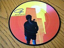 "GILLAN - RESTLESS  7"" PICTURE DISC"