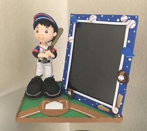 Portaretrato Niño - Béisbol