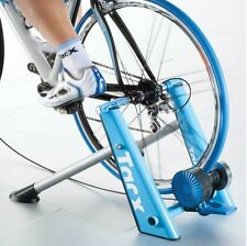 TURBO TRAINER Tacx T2650 Blue Matic Folding Turbo cycle trainer