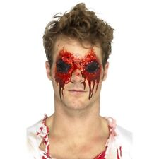 Rouge latex zombie yeux sang MAQUILLAGE déguisement halloween horreur
