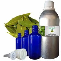 Pure BAY LEAF 100% Natural Essential Oil Therapeutic Grade Undiluted 5ml - 250ml