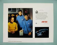 "Star Trek Original Series 11"" x 14"" Lithograph Print by OSP"