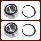 2 Front Wheel Bearing Wsnap Ring For Ford Transit Connect 2010-13 Left Right